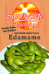 SIMPED FOODS EDAMAME BEANS (SHELL ON SOY BEANS) 1KG picture