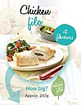 SPECALISED CHICKEN FILO HAM & CAMEMBERT (210gm x 4) picture